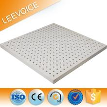 acoustic insulation system hall micro perforated panel