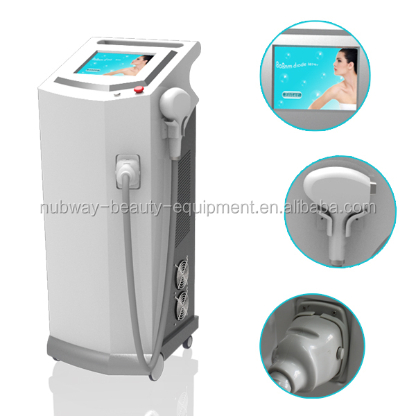808nm diode laser nano hair removal device with CE