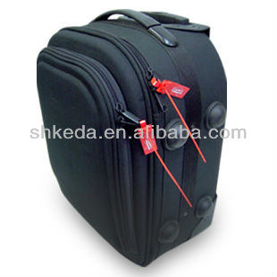 Luggage Seal plastic lock provide evidence of tampering KD-110