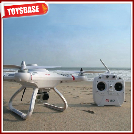 2014 Newest Model,CX-20 R/C Quadcopter,Dji Phantom 2 Vision Gps Smart Drone Quadcopter