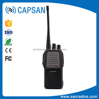 Good quality dual frequency range 7.4V digital two way radio with VOX