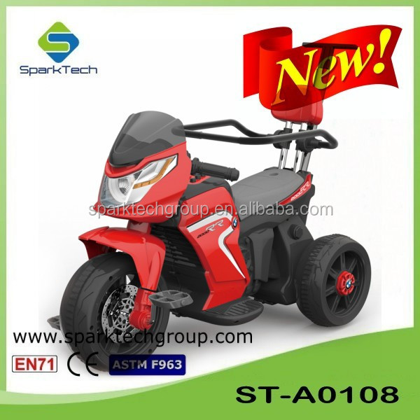 police motorbike, battery operated motorcycle, kids electric motorbike ride on toy for toddlers ST-A0108