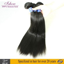 Top sale good quality double drawn 100% brazilian hair,beautiful ebony hair