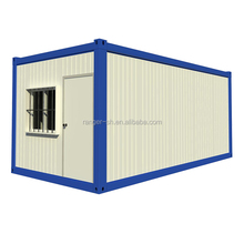 ZGM European standard Euro Standard Prefabricated solar energy container house