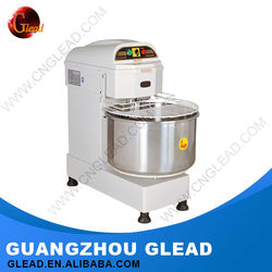 2016 Hot Sale spiral heavy duty automatic dough mixer