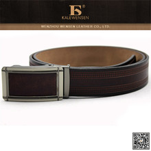 New fashion automatic leather belt process manufacturing