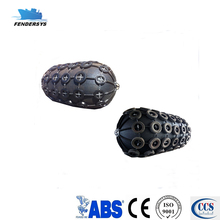 Dock/Wharf/Jetty pneumatic floating marine rubber fender with ISO approved