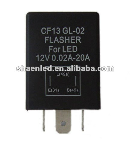 CF13 3pin relay for euro cars