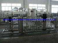 Automatic Industrial Purification Electric RO Water System(plc controller)