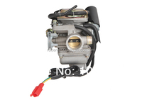 26mm Carburetor Carb GY6 Scooter Go Kart Wildfire 150cc Motor Cycle Parts