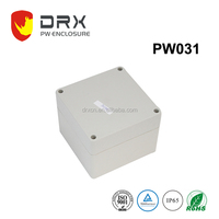 custom ip65 plastic enclosure electrical junction box