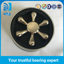 Full Stainless Steel Steering Wheel Finger Spinner