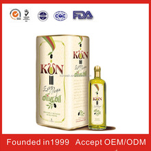 China Olive Oil Tin Can Manufacturer