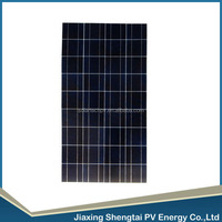 Cheap price ,80W Polycrystalline Solar Panel Home System pv solar module