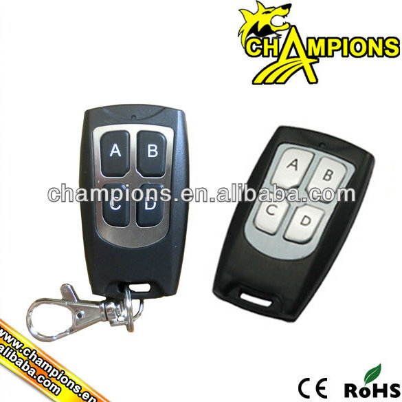 Best Waterproof universal remote control for home alarm / car alarm