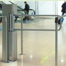 high quality cheap swing barrier turnstile gate machine for gym and subways