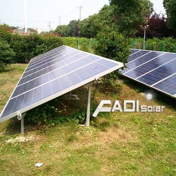 New products 6KW portable solar power system home