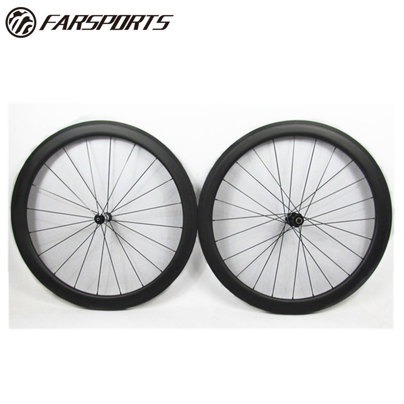 High performance carbon bike wheels 50mm depth clincher carbon wheels <strong>U</strong> shape 2016 new arrival with DT 350s hub