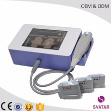 Promotiong price Mini Focused Ultrasound HIFU machine for wrinkle removal, skin tighten