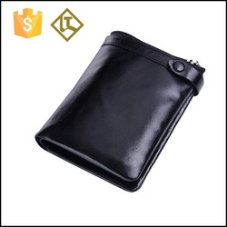 Smart wallet for men,smartphone wallet,soft leather men wallet