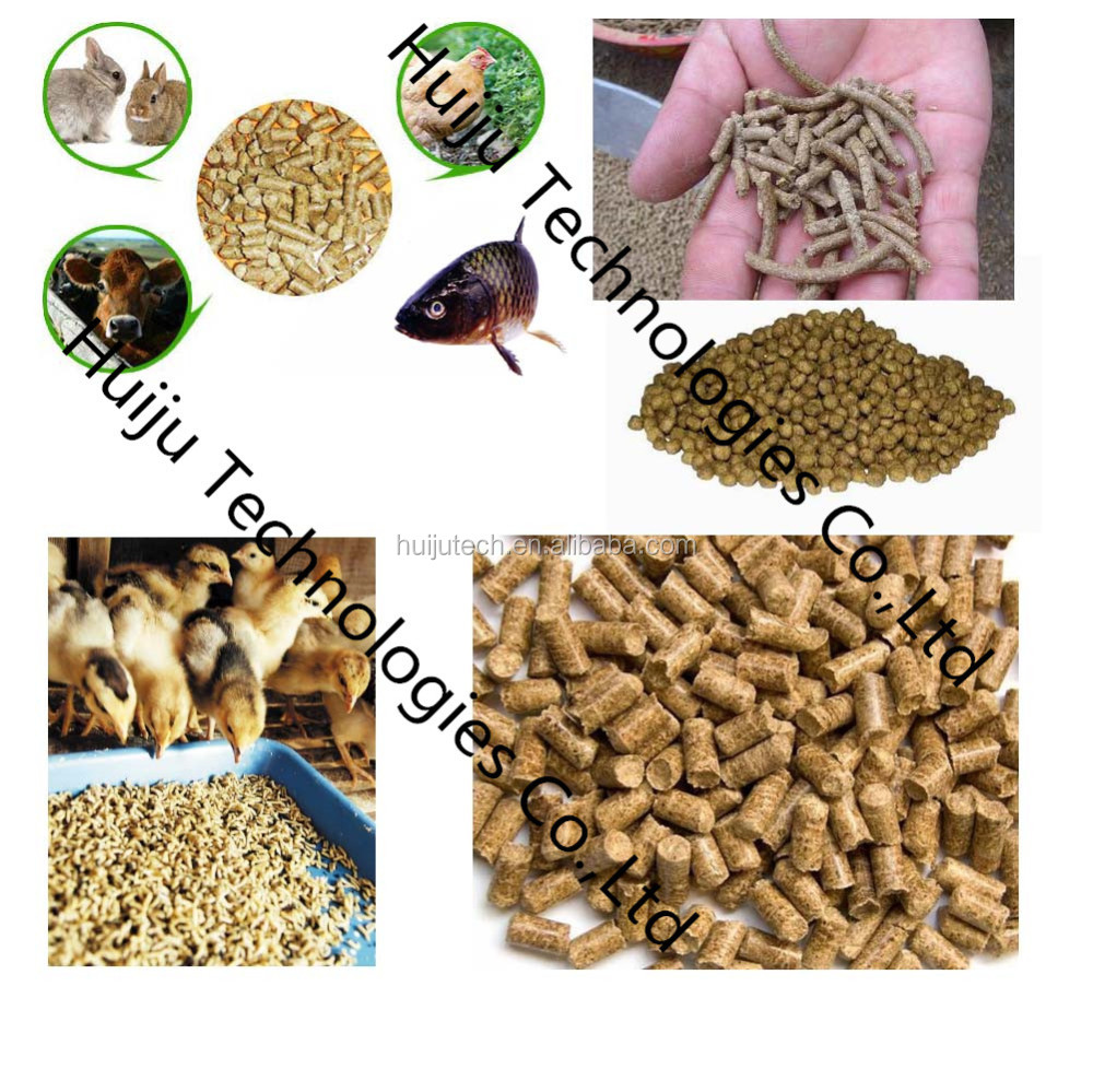 High Efficient Poultry Feed Pellet Plant /Animal Fodder Making Machine/floating fish feed pellet machine