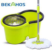 Bekahos 2015 new products as seen on TV household cleaning spin mop