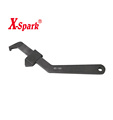 HOT SALE STEEL MATERIAL DROP FORGED INDUSTRIAL HOOK SPANNER