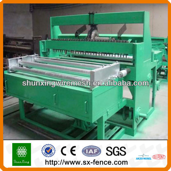 ISO9001 certificated Automatic Welded Wire Mesh Machine