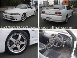 1994 Used car NISSAN SKYLINE GTS25T TYPE M/Coupe/RHD/86500km/Gas/Petrol/White