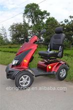 wheelchair4 wheel elder scooter XB-H for 4 wheel electric mobility scooter