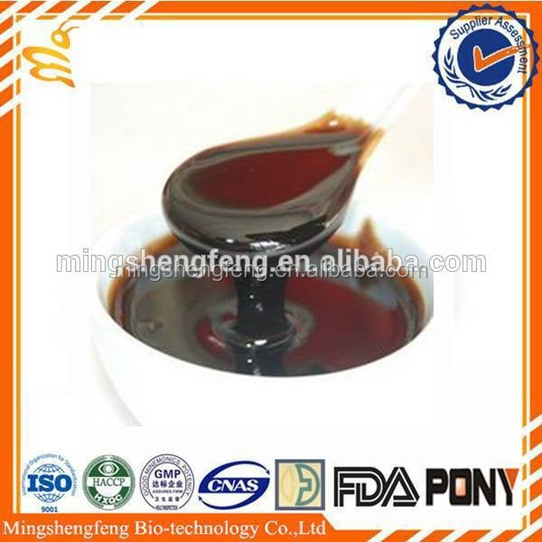 Factory Price Organic Propolis Liquid Extract with 16% flavone from China Supplier