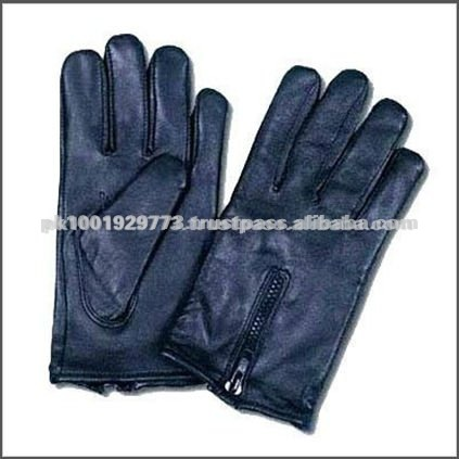 Pakistan Fashion Style Leather Dress Gloves