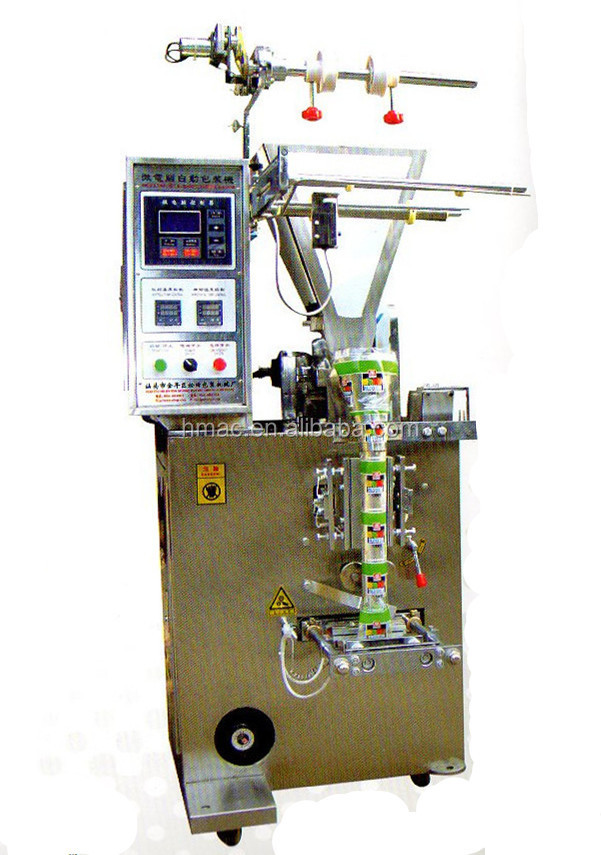 Powder Packing Machine with Screw Feeder