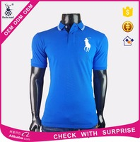 polo shirts for men 100% cotton with embroidery