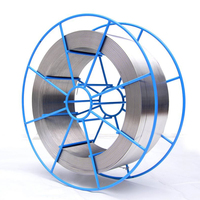 flexible thick stainless steel electrical resistance wire