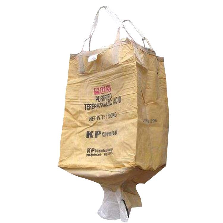 buying in large quantity sleeve lift with side seam loops jumbo bag 1.5 ton pp big bag storage for pp plastic <strong>scrap</strong>