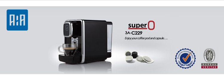 HOT Sale FAP coffee capsule with Italian 20 bar coffee machine
