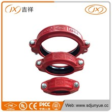 Hot Sale In Korea Market Flexible Coupling For Fire Fighting Ductile Iron Pipe