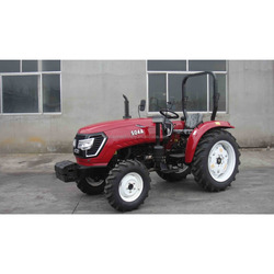 50HP JINMA 504 mahindra tractor price with 4 in 1 Front end loader And A/C Cabin