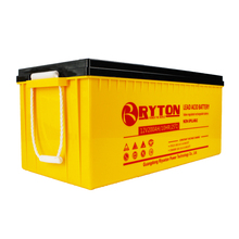 RYTON 24v traction prices solar batteries 1000ah deep cycle battery 250ah