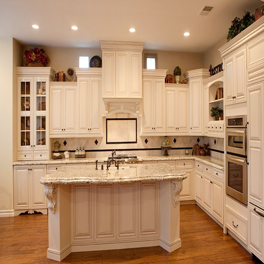 Classic Design Wooden Kitchen <strong>Cabinet</strong>/Kitchen Countertop BON150626(sapiential )