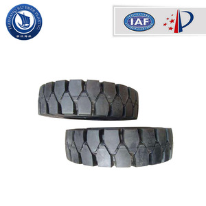Promotion high quality china cheap solid tyre airless tire