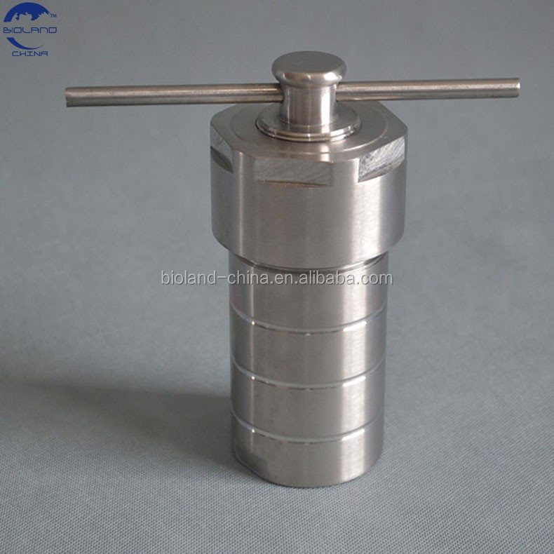 100ml laboratory teflon autoclave hydrothermal hydrolysis chemical reactor reaction