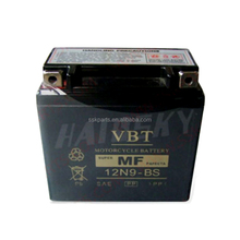 HAISSKY HAIOSKY motorcycle parts spare high quality ytx7-bs motorcycle battery