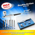 Double Action Airbrush BD-132 Used In Advertising