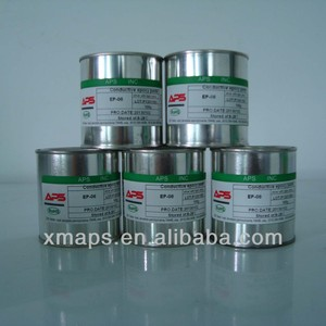 Conductive electricity function silver epoxy glue