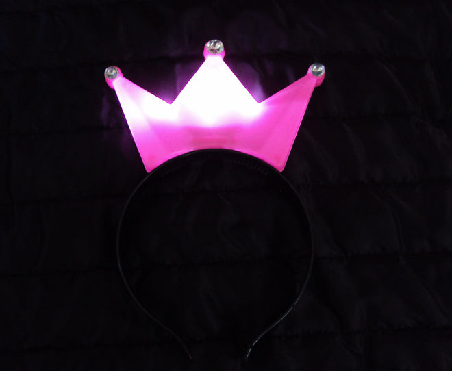led crown headband for event & party supplies kids birthday party decoration