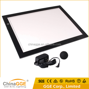 CE Certificate A3 LED Light Pad Adjustable Tracing Art Lightbox LED Tracing Board A3 Light Panel Light Box Tattoo