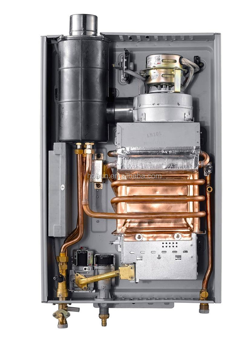 high efficiency Condensing gas water heater