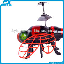 SUBOO S700 Red Dragonfly 4.5CH IR Fly dragonfly Helicopter